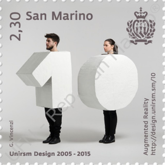 10th anniversary of the Design degree course of the University of San Marino