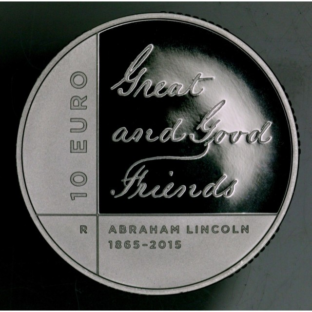 150 th Anniversary of the death of Abraham Lincoln