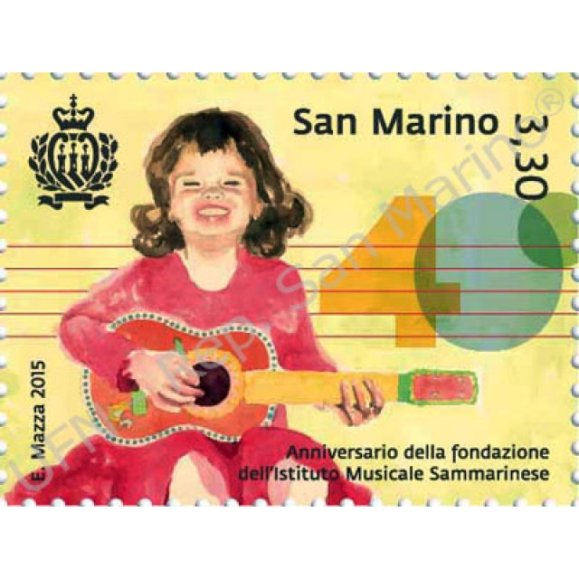 40th Anniversary of the foundation of Istituto Musicale Sammarinese