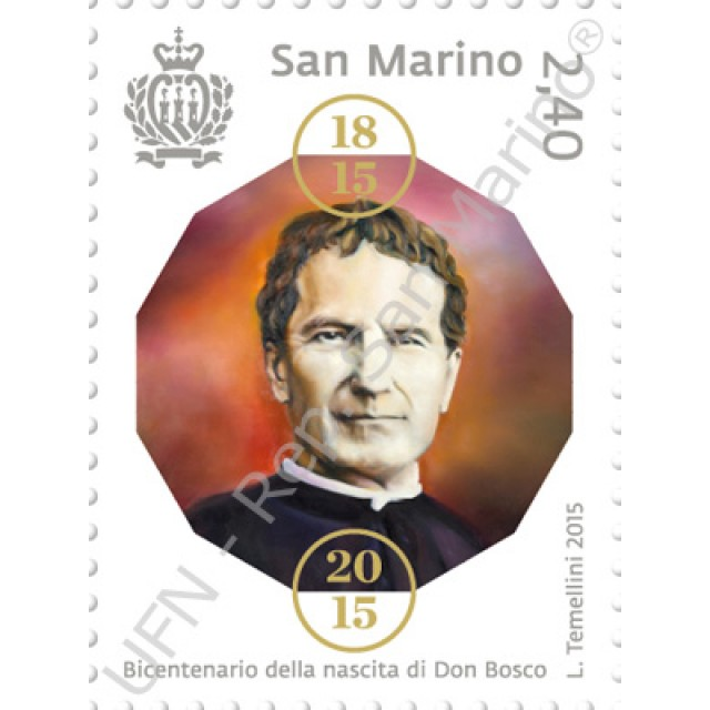 Bicentenary of the birth of Don Bosco